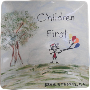 David P. Trotti, A Children First Law Firm